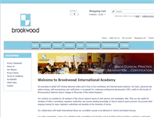 Tablet Preview of brookwoodacademy.org